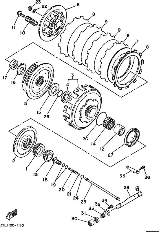 Tz250 1996