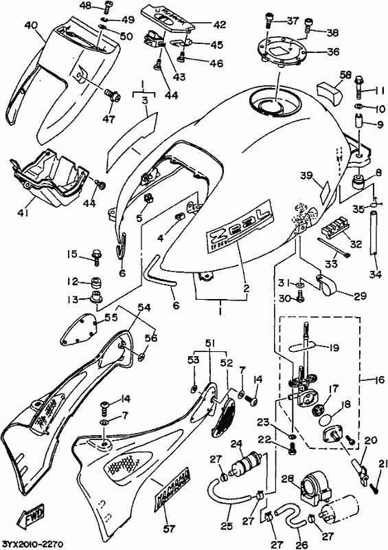 Fzx25 Zeal 1998