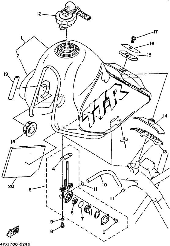 Ttr 80