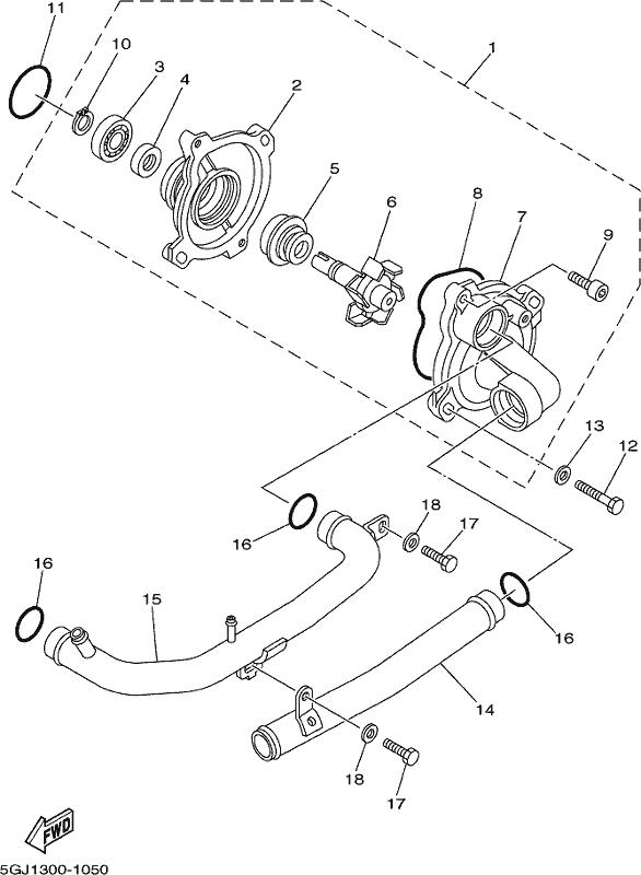 Xp500 T Max 2001