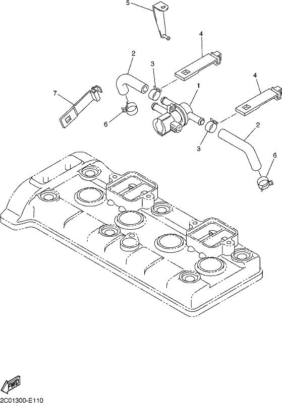 yzf r6g blue grey 2016 air induction system whittlesea Ford 3.0 V6 Engine Diagram please