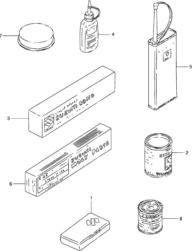 Please: 1988 Suzuki Lt80 Wiring Diagram At Hrqsolutions.co